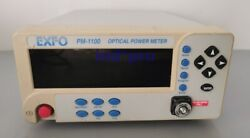 Pre-owned In Good Condition Exfo Pm-1100 Optical Power Meter
