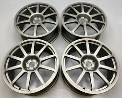 Braid Motorsport Forged 9 X 21and039and039 Alloy Wheels Ford Focus Rs St Escort 5x108