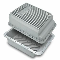 Ppe Heavy Duty Raw Aluminum Aisin As69rc Transmission Pan For 2013-20 Dodge Ram