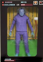 Neca Friday The 13th Jason Voorhees Sdcc Video Game Very Rare