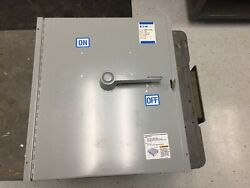 Eaton Fdpw326tr 600 Amp 240 Volt 3 Phase Fused Panel Board Switch..78