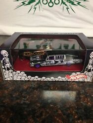Hot Wheels 2007 Japan Convention Voltaire 63 Cadillac Hearse Dairy 1500 Look