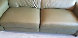 Sage Green 70s Style Leather Electric Reduced Worth Andpound2000 Less Then Half Price