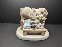 Precious Moments I'm Yours Heart And Soul 4001779 Chapel Exclusive With Box