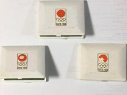 1964 Tokyo Olympics Commemorative Coins Gold Silver And Bronze Medal Set