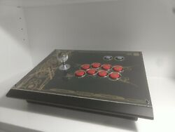 Boxed Arc System Works 25th Anniversary Real Arcade Fight Stick Ps3 Joystick