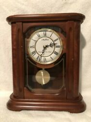 Seth Thomas Westminster Ave Maria Chime Mantle Quartz Clock - Parts Only