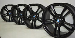 20 Bmw 535i 550i 740i 750i 750i Factory Oem Black 5 7 Series 303m Wheels Rims