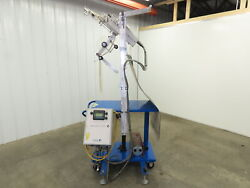 Barstrom Lc 2000 In-line Labeler On A Portable Cart 70000 Papers/hour