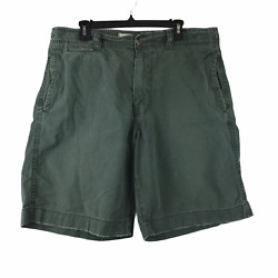 American Eagle Outfitters Mens Green Shorts 36