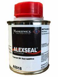 Alexseal A5018 Topcoat 501 Roll Additive - 4oz - New Product - Free Shipping