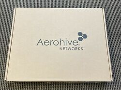 Aerohive Networks Sr2348p 48-port Gigabit Ethernet Switch With Poe+ Brand New