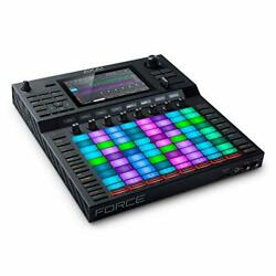 Akai Professional Force Andndash Standalone Music Production Midi Sequencer And Dj S