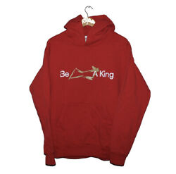 Rare Budweiser X Halsey Be A King Hoodie Made In Usa Size Medium M Promo