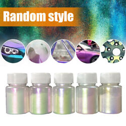 Chameleon Color Changing Pearl Powder 10g For Auto Car Vehicle Paint Pigment