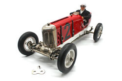 1920s Miller Car 18 Rare Red 2 Classic Tin Plate And Diecast, Gilbow Ltd.