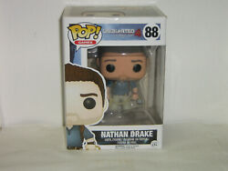 Uncharted A Thiefs End 4 Nathan Drake Funko Pop Figure 88
