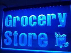 Grocery Store Display Lure Led Neon Light Sign Home Decor Crafts