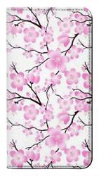 W1972 Cherry Blossoms Flip Case For Iphone Samsung Etc