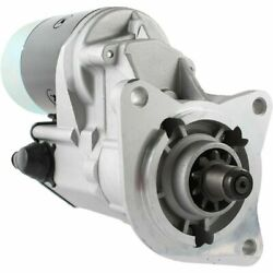 Gear Reduction Starter Ford Farm Tractor 7000 7100 7200 7400 7600 7700 7710 7810