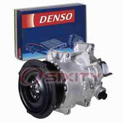 Denso Ac Compressor For 2007-2009 Toyota Camry Heating Air Conditioning Vent Fo