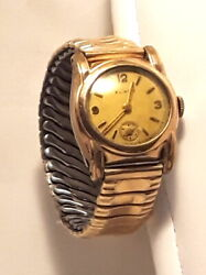 1940and039s 1 Ww 2 Owner Elgin Military Mens Wrist Watch Not Running For Repair/parts