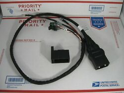 Snowex Salt Spreader Side 6-pin Wire Harness 72096 For Tailgate Pro 575x 1075x