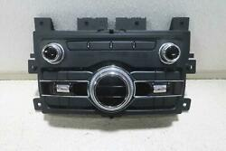 2017 Lincoln Continental Control Panel Audio And Climate Gd9t-18e245-hd Oem