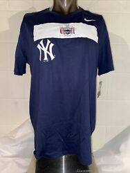 New York Yankees Nike Mlb New York State Flag Excelsior T-shirt New W Tags Xl