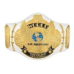 Official Wwe Authentic White Winged Eagle Championship Replica Title Belt