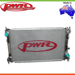 Brand New Pwr 42mm Radiator For Ford Focus 2000-2002 Pwr1483