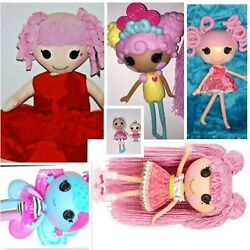 5 -lalaloopsy Full Doll Mittens Fluff Build A Bear Jewel Sparkles 20 Butterfly