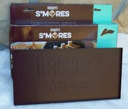 Hersheyand039s Smores Melting Tray In Box Unused Neat For Camping Or Cookouts