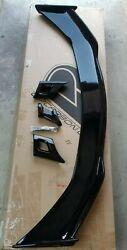 C7 Carbon 16-21 Chevy Gen 6 Camaro Zl1 1le Style Trunk Spoiler Wing Gloss Black