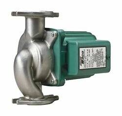 Taco 007-sf5 Stainless Steel Flanged Cartridge Circulator, 125 Psi,115v