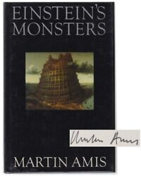 Martin Amis / Einsteinand039s Monsters Signed First Edition 1987 103239