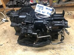 Force Outboard 40hp Powerhead 50hp1992 To 95 Block Head 2cyl