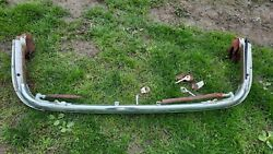 1957 1958 Buick Olds Convertible Windshield Frame Stainless Trim 57 58