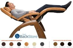 Human Touch Pc-600 Supreme Premium Leather Zero G Perfect Chair Recliner Heat