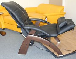 Human Touch Pc-600 Perfect Chair Silhouette Supreme Premium Leather Zg Recliner