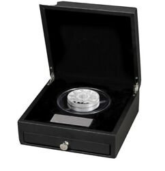 2021 The Queenand039s Beasts Uk Ten Ounce Silver Proof Completor Coin. 125 Mintage