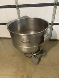 Industrial Commercial Grade Stainless Steel Bowl For Process Mixer / Blender