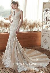 Sultry Lace Mermaid Wedding Dress Delivery In About 60 Days