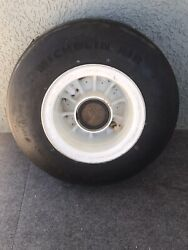 Overhauled F-18 Fighter Jet Nose Wheel And Tire Assembly