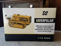 116 Scale Caterpillar D2 Orchard Speccast Cust781 Orchard Tractor Official