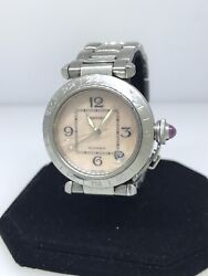 Pasha C Meridian Christmas Limited Edition 35mm Automatic Watch W3107099
