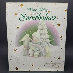 Department 56 Winter Tales Of The Snowbabies Book