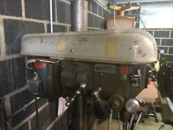 Delta Rockwell Drill Press 17-600, Fully Functional,production Table, See Pics