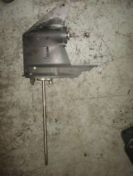 Mercury Force 50hp Outboard Lower Unit With 20 Shaft
