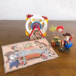 Toy Story Re-ment Birthday Party Candy Ferris Wheel Figure Used